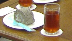 山田ロールと丸子紅茶